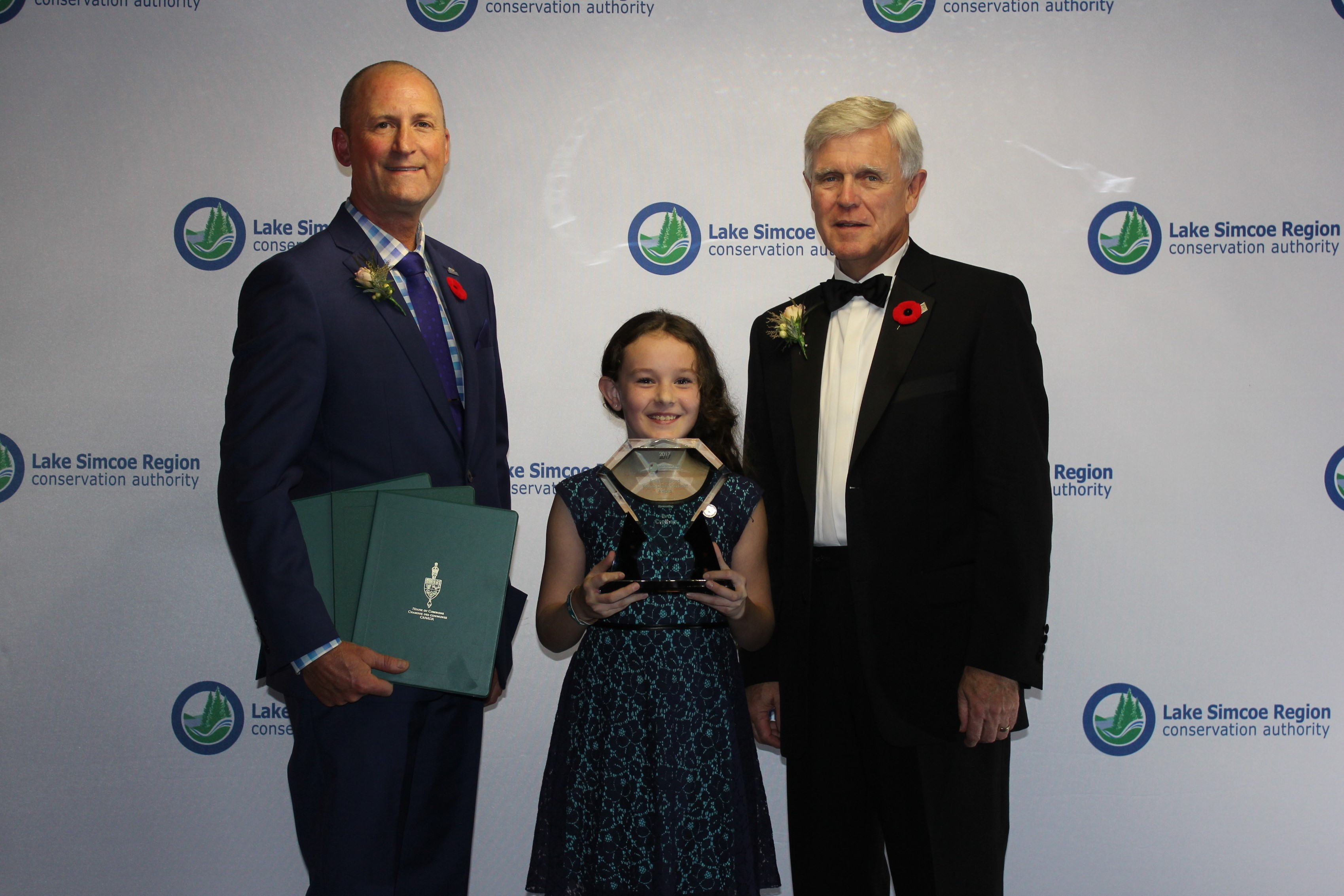 Ernie Crossland Young Conservationist Award
