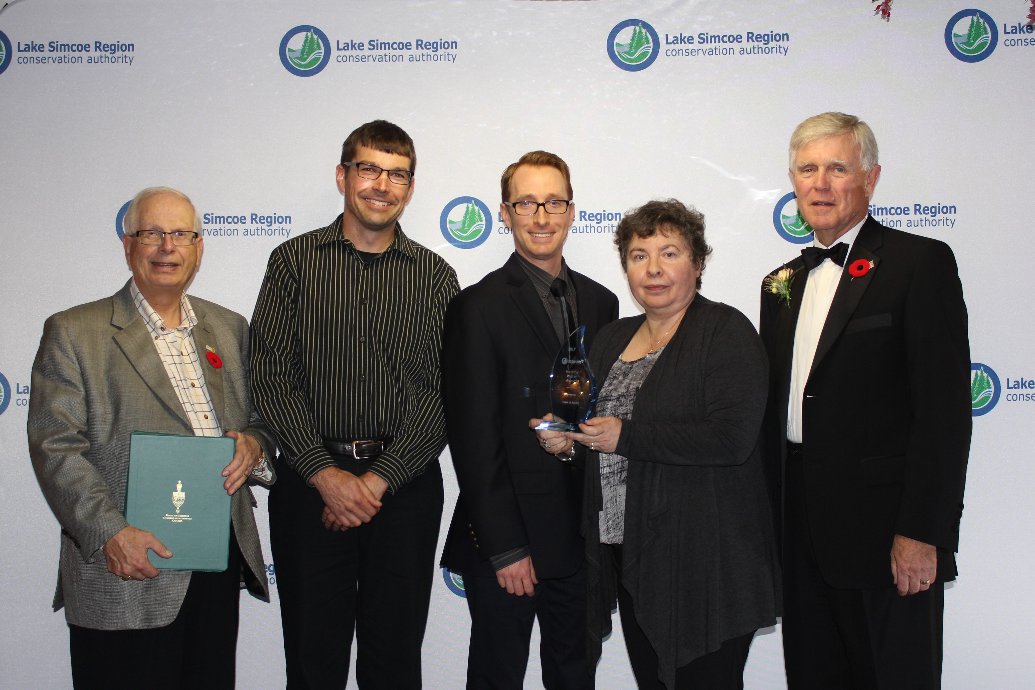 Healthy Water Award - Town of Aurora