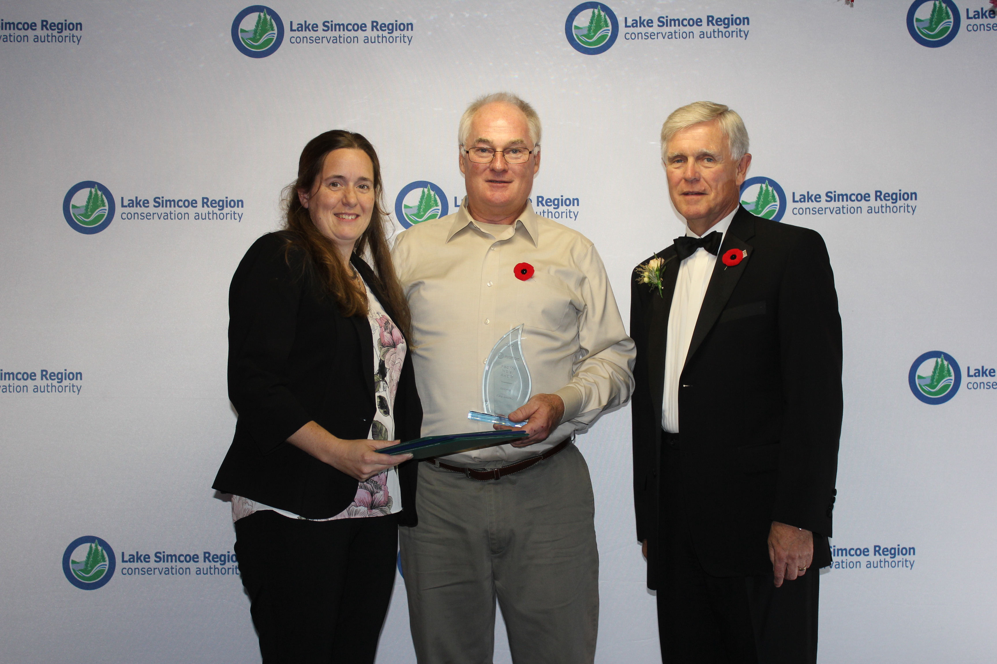 Healthy Water Award - Mike Nealon