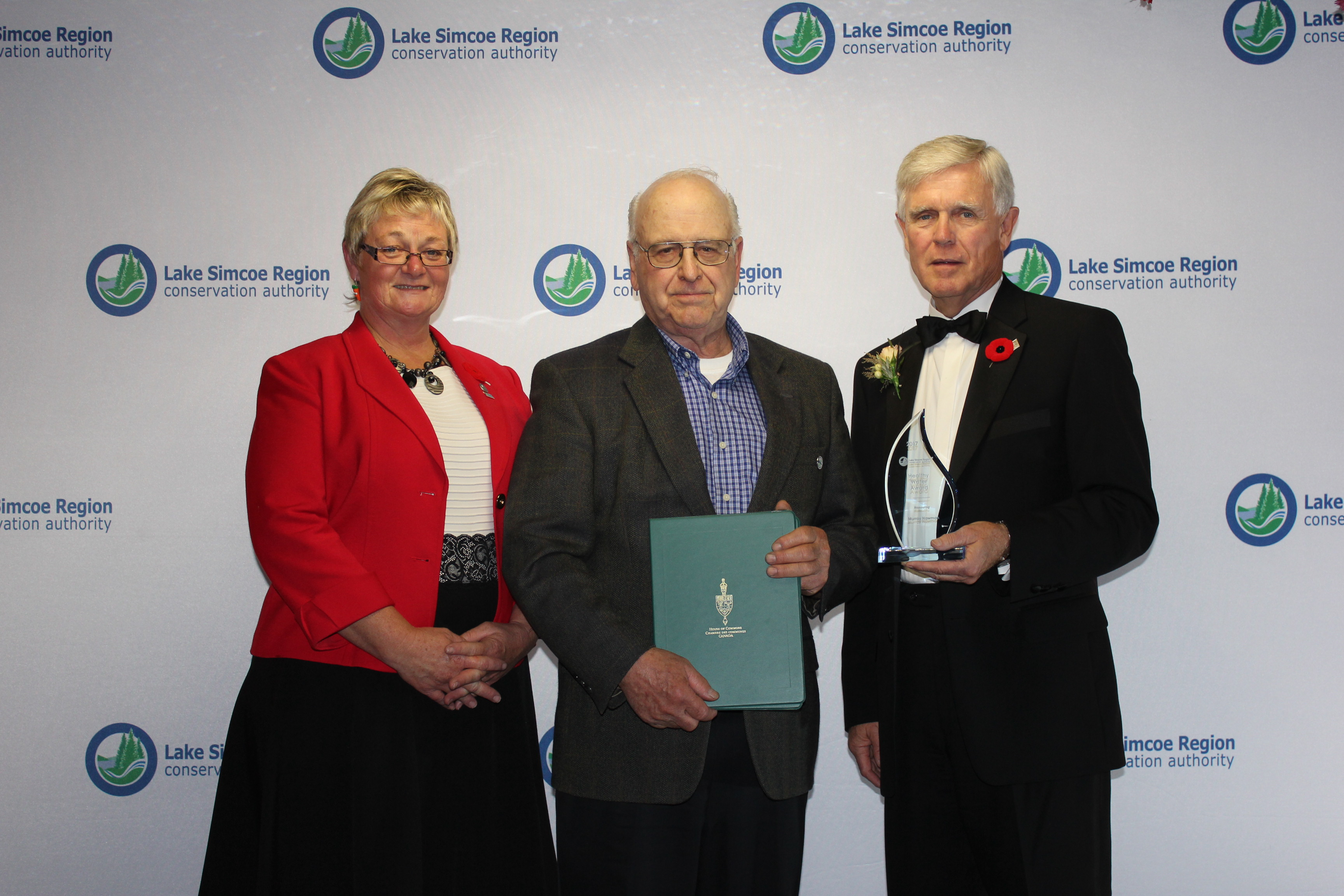 Healthy Water Award - Murray Hawman