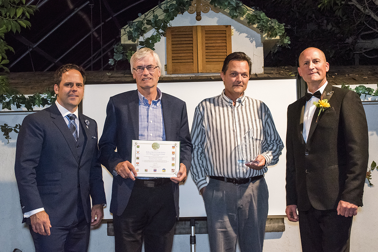 Holland Marsh Drainage System Joint Municipal Services Board - Healthy Land Award