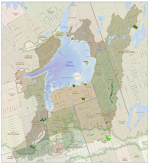 Lake Simcoe Watershed