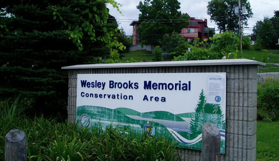 Wesley Brooks - Lake Simcoe Region Conservation Authority